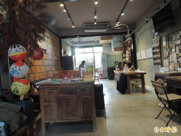 台南雙城觀光地區合法民宿逾百家。(記者洪瑞琴攝)