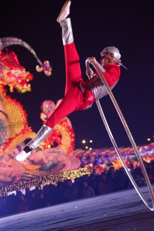 葫蘆墩文化中心將於16日至20日(初一至初五)舉辦2018傳統藝術節。(葫蘆墩文化中心提供)
