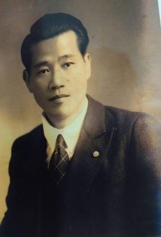 湯德章律師生前照片。(文化局提供)