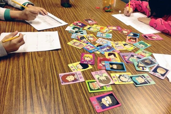 透過遊戲治療,協助小朋友情緒表達,加強自我控制能力。(嘉南療養院提供)