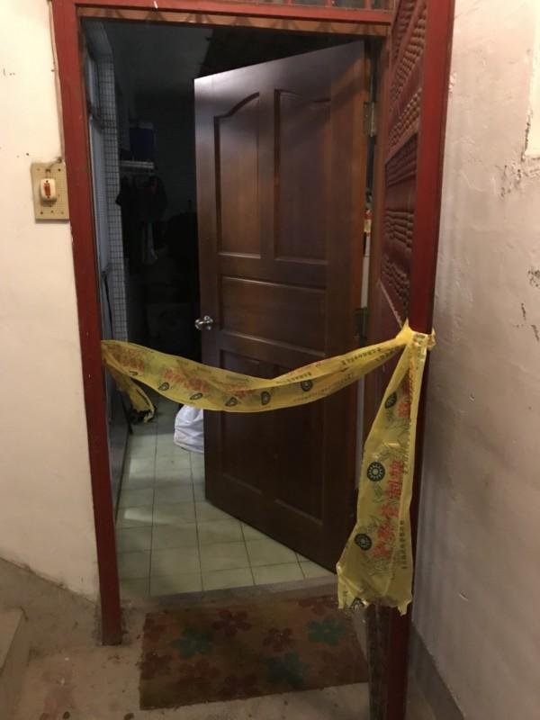 新店驚傳高三男生在家上吊身亡。(記者陳薏云翻攝)