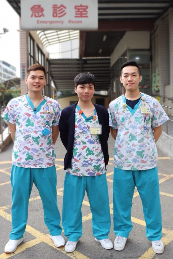 元培科大明日舉辦就業博覽會,鎖定醫事人才。(記者蔡彰盛翻攝)