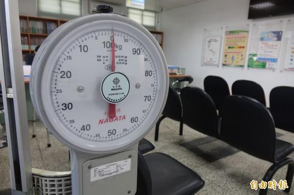 棉花糖女孩失業後每年胖10公斤,胖到150公斤才驚呼不瘦下來不行了。(記者劉曉欣攝)