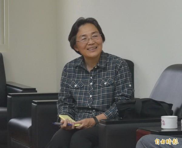 民進黨通過徵召縣府農業處長林慧如參選斗六市長。(記者林國賢攝)