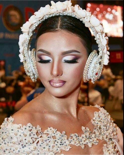 台灣選手參加世界美髮美容競賽,表現優異。(OMC台灣總會提供)