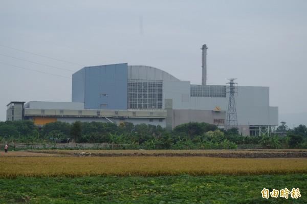林內焚化廠雲林縣府已賠償達榮公司36億多元,後續還要支付2億多元。(記者林國賢攝)