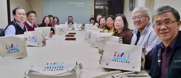 針對教育部長吳茂昆今天對於國中教育會考的說法,台家盟發出正式聲明給予嚴厲譴責。(圖由台家盟提供)
