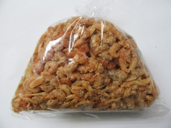 嘉義縣衛生局抽驗粽子餡料,有5件蝦米被驗出甲醛。(記者林宜樟翻攝)
