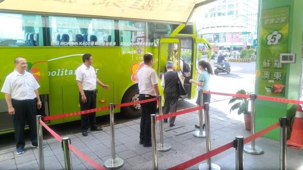 國道客運9028線將於端午連假期間,提供大坪林站往返蘇澳、羅東的優惠票價。(圖由大都會客運提供)