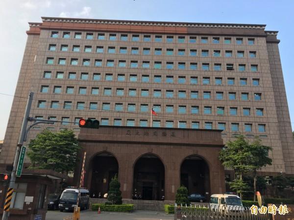 基隆地方法院認定,林男共同運輸4級毒品未遂,判4年徒刑。(記者吳昇儒攝)