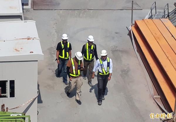 今年五月份屏東縣的勞退新制平均提繳工資首度擺脫墊底。(記者侯承旭攝)