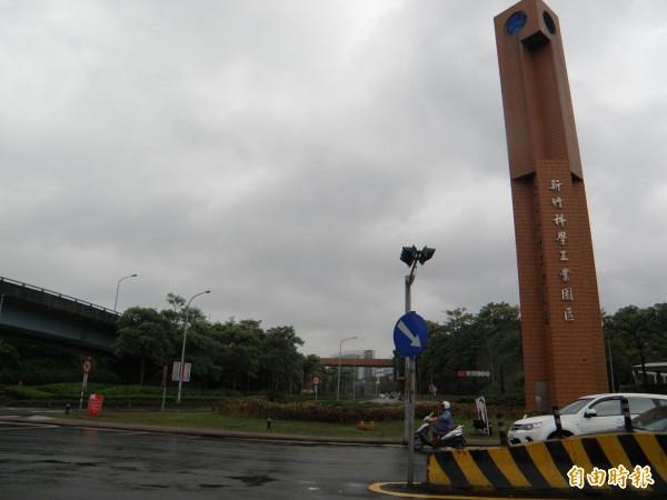 新竹科學園區有13萬從業人員,爭取園區的認同和支持是新竹市長參選人重要的關鍵和指標。(記者洪美秀攝)