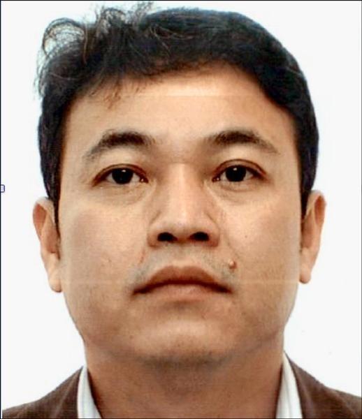 勞力士之狼李國生入獄再對獄友襲臀被起訴。(記者蔡彰盛翻攝)