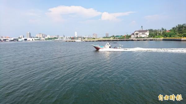 安平港跨海大橋工程,市府評估由永華路跨橋至城平路。(記者洪瑞琴攝)