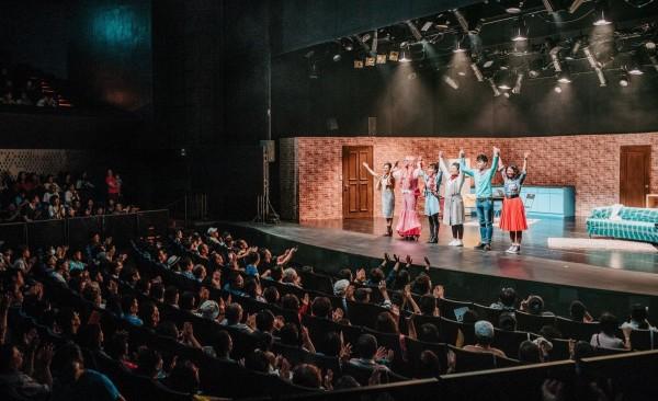 衛武營今辦入厝趴,戲劇院推出《紐約台客》。(衛武營國家藝術文化中心提供)