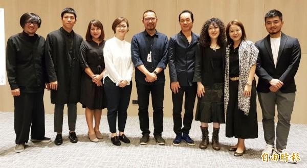 衛武營國家藝術文化中心今與韓國全州國際音樂節簽訂合作備忘錄。(記者陳文嬋攝)