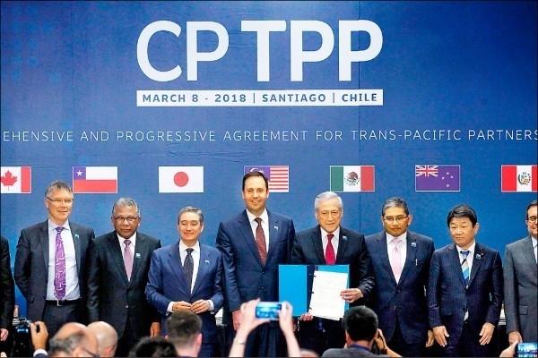 澳洲參議院上週通過跨太平洋夥伴全面進展協定(CPTPP),成為第4個通過該協定成員國。(法新社檔案照)