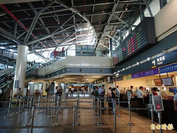 台南捷運優先路網將連結高鐵特定區發展。(記者洪瑞琴攝)