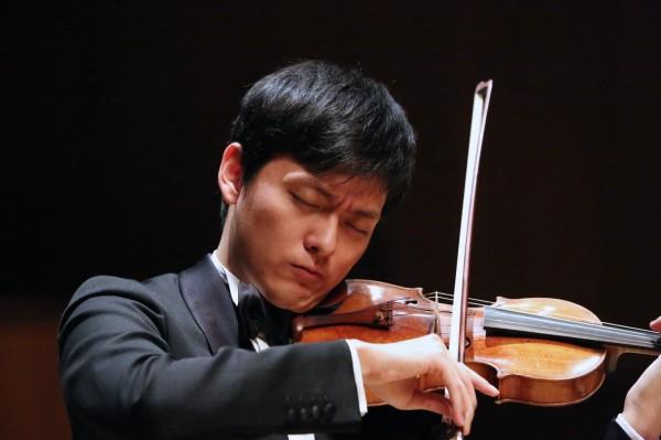 曾宇謙將用瓜奈里古琴演奏「台灣四季」。(中山大學提供)