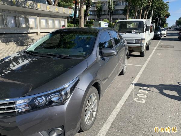 台東金幣即日起可繳台東市路邊停車、新生地下停車場費用。(記者張存薇攝)
