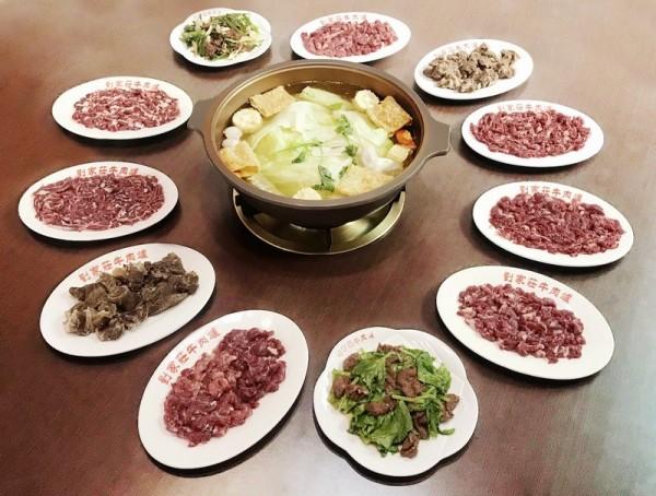 南市觀旅局推出限定款「清燙牛肉專區」,60桌牛肉爐與900碗牛肉湯,11月7日上午9點起開放上線預購。(南市觀光旅遊局提供)