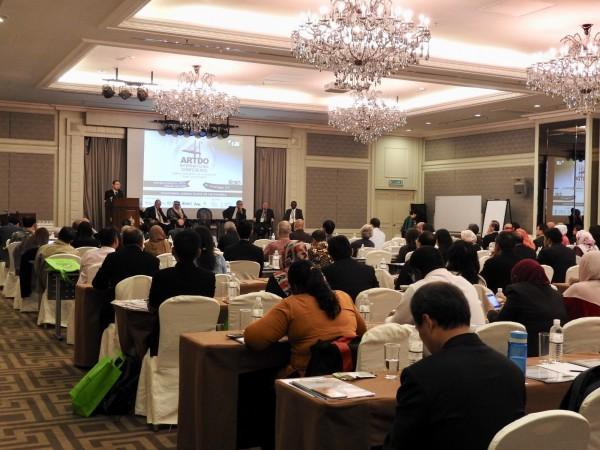 亞洲培訓總會年會去年在馬來西亞舉辦,今年由台灣取得主辦權。(中華民國訓練協會提供)