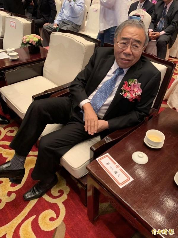 美中貿易戰衝擊迎台商回流 王文淵開藥帖