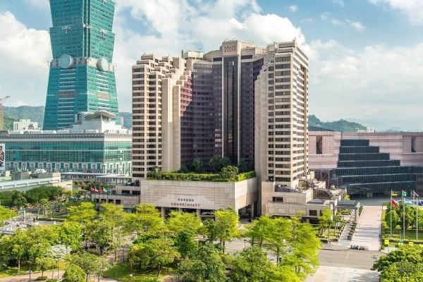 台北市五星級君悅酒店。(圖由業者提供)