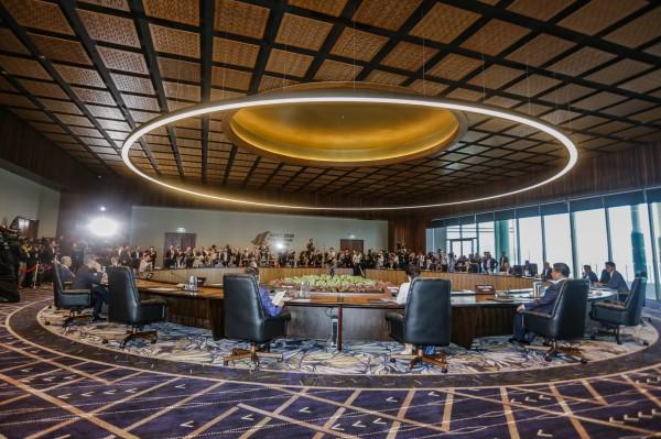 APEC領袖會議。(中華台北代表團提供)