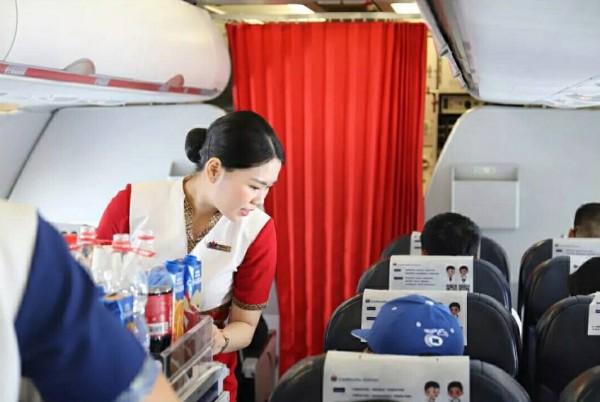柬埔寨航空預定於11月21日開航台中─金邊航線,不含兩岸航線,將成為台中出發的第10條國際航線。(柬埔寨航空提供)