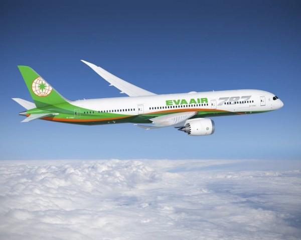 桃園─名古屋航線將以波音787-9夢幻客機飛航,每天飛航一班往返。(長榮提供)