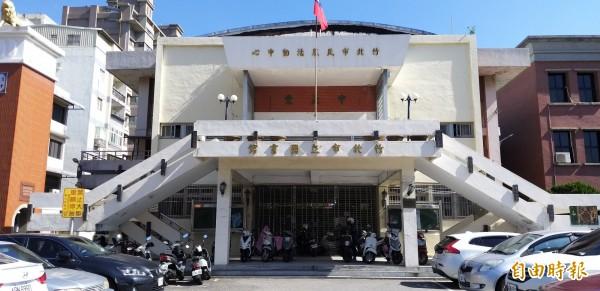 竹北市多功能行政大樓明年將動工,除配置圖書館,市長何淦銘也打算努力規劃親子館。(記者廖雪茹攝)