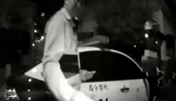 警方協助林姓女子平安返回友人住處。(警方提供)