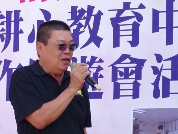 尋求連任失利的澎湖縣議員成萬貫,將擔任民政處長。(成萬貫提供)