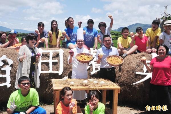 吳寶春曾多次參與故鄉屏東的觀光行銷活動。(資料照)