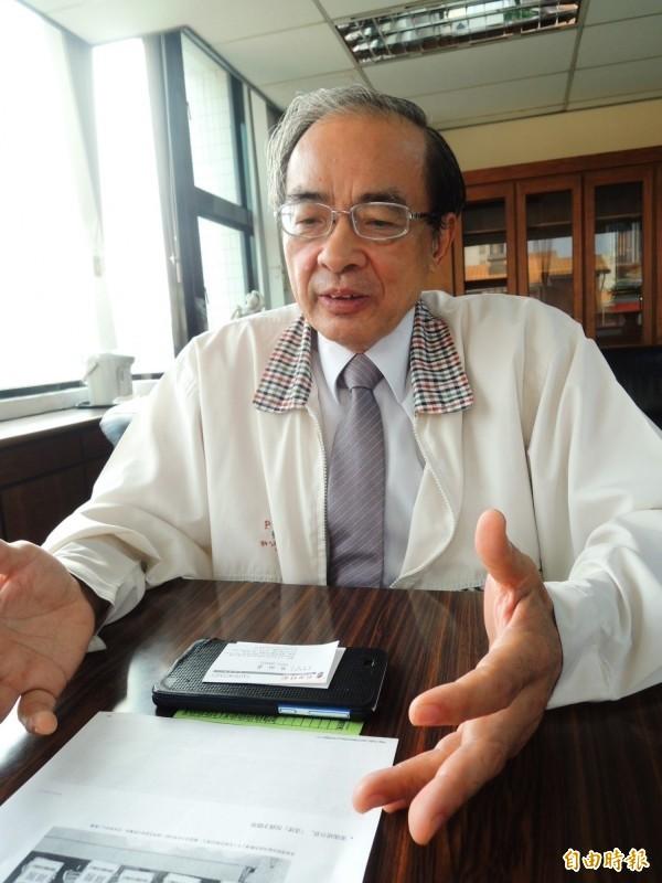 韓國瑜第3位副市長是高雄國稅局副局長洪東煒。(記者葛祐豪攝)