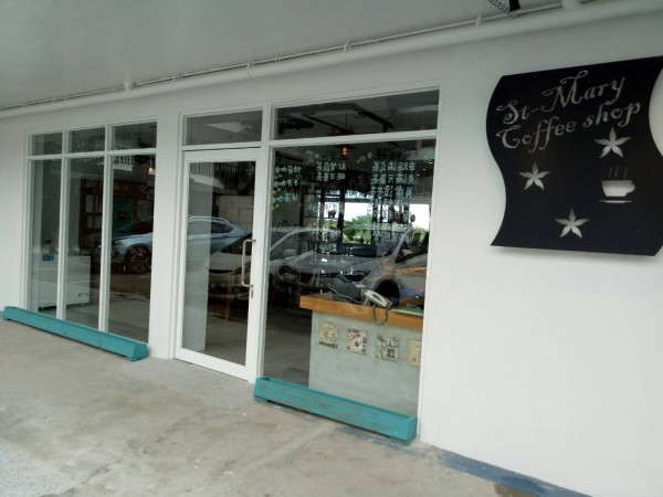 台東聖母醫院在聖母農莊設置咖啡館,主要提供家庭照顧者支持服務。(記者王秀亭翻攝)