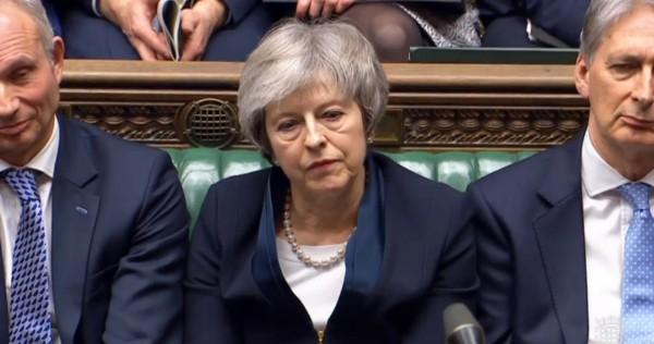 432比202!英國脫歐協議遭否決 反對黨提不信任案