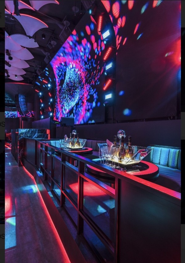 台中ALTA连拿国际装置设计2大奖,跻身世界知名夜店! (图由业者提供)