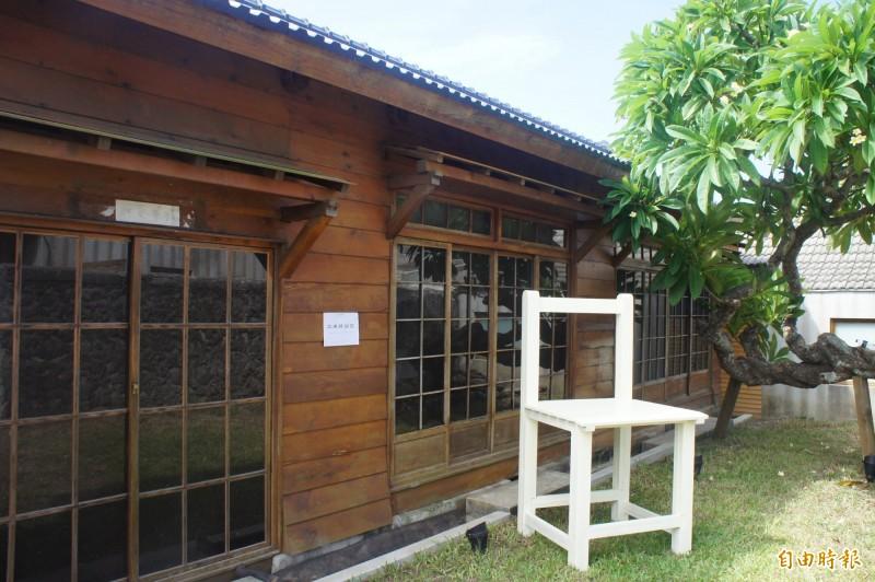 篤行十村文創旅店,已對外正式營業。(記者劉禹慶攝)