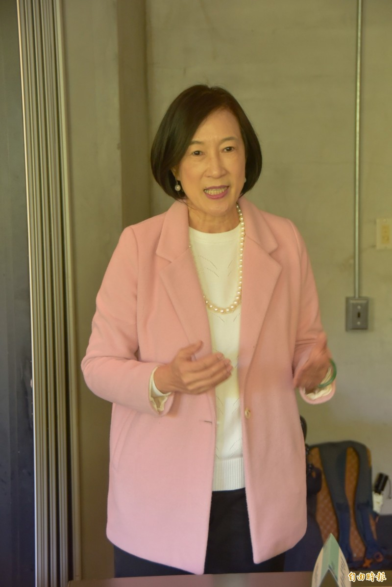 台大副校長兼國際長周家蓓表示,台大生出國交換,最常去歐洲的德國、法國,以及亞洲的日本。(記者吳柏軒攝)