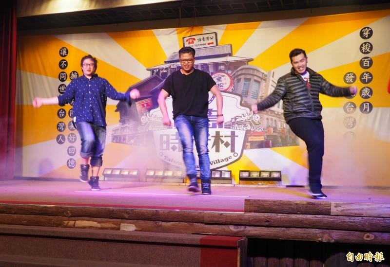 寶島時代村重新開幕後,表演部分擬委外。(記者陳鳳麗攝)