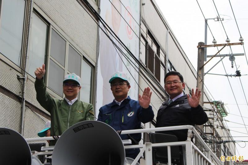 立委補選藍僅拿1席 卓榮泰:人民用選票審判韓國瑜效應…