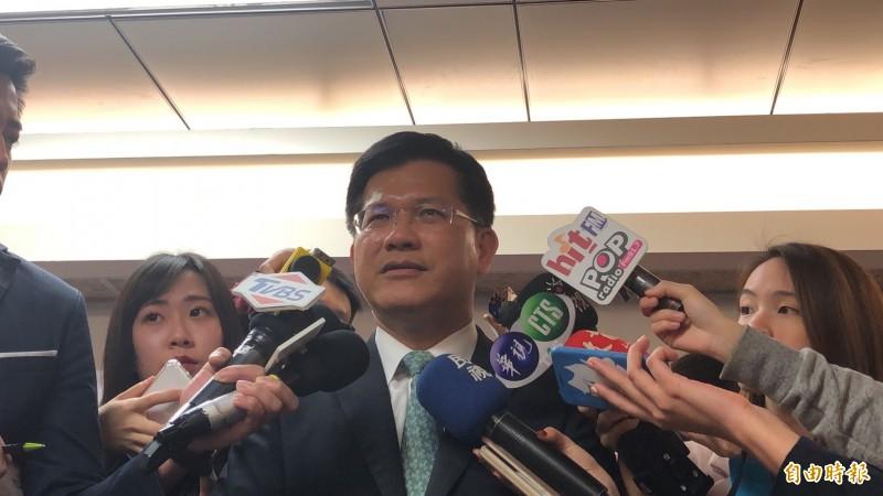 小英賴神支持誰 林佳龍:黨內初選機制讓民眾看見民主價值