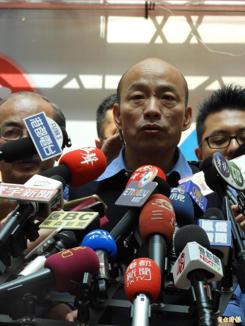 韓國瑜樂簽農漁訂單 基進黨:佔比太低 民眾無感