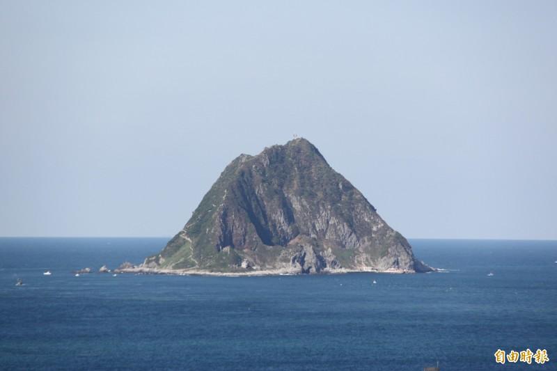 基隆嶼預計暑假重新開放。(記者林欣漢攝)