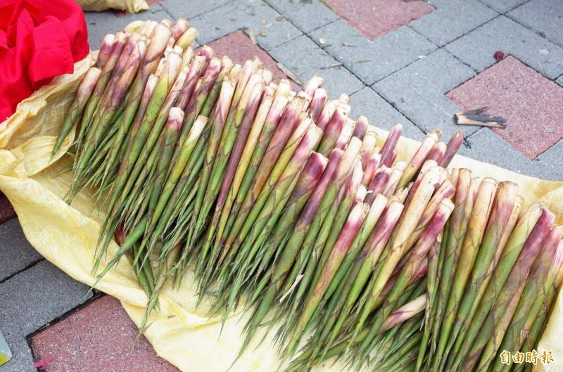 1斤400元!花蓮光復鄉烤箭竹筍免費 遊客:排再長也要吃