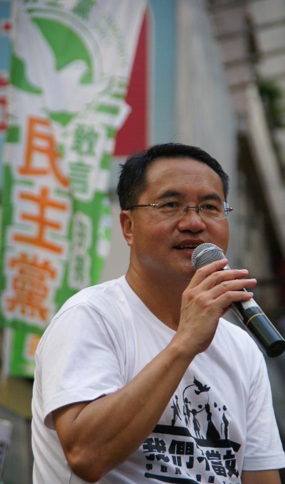 香港民主黨前主席李永達。(取自李永達臉書)