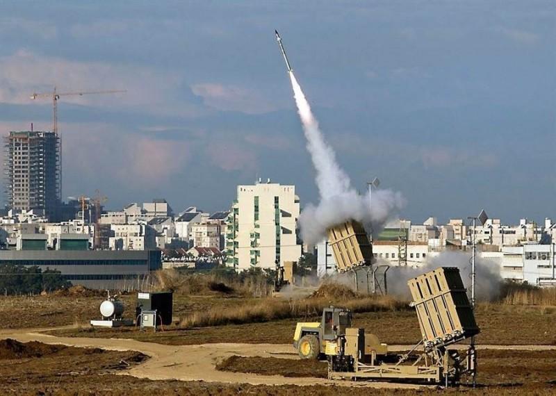 中國駭客據傳曾企圖竊取以色列「鐵穹飛彈防禦系統」(Iron Dome Missile Shield)的設計圖。(圖片來源:以色列國防軍網站)