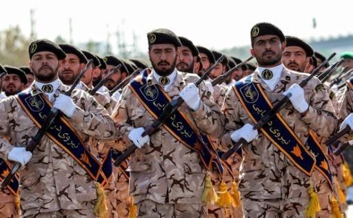 美國總統川普8日發表聲明宣佈,將正式把伊朗「伊斯蘭革命衛隊」列為恐怖組織。(法新社檔案照)